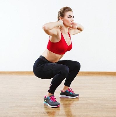 Sit-Ups for reduce waist fat
