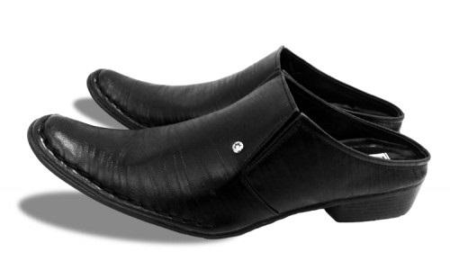 Slip-On Back Open Formal men Shoe -26
