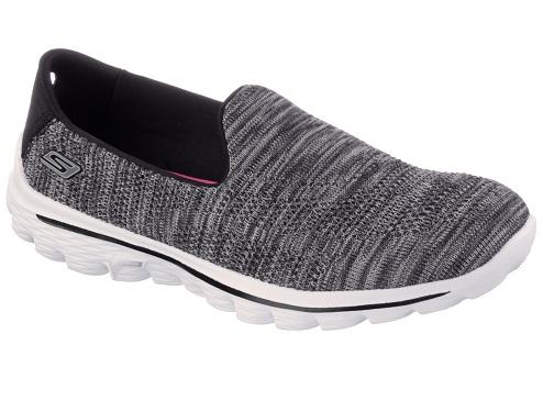 Slip-On Women's Walking Shoe