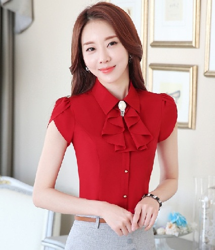 Stylish Red Shirt