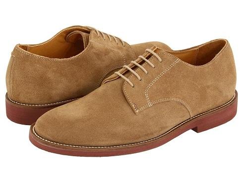 Suede bucks formal shoes for men -26
