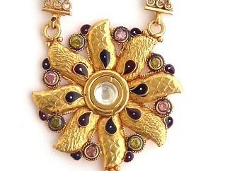 Sun Antique Mangalsutra Design
