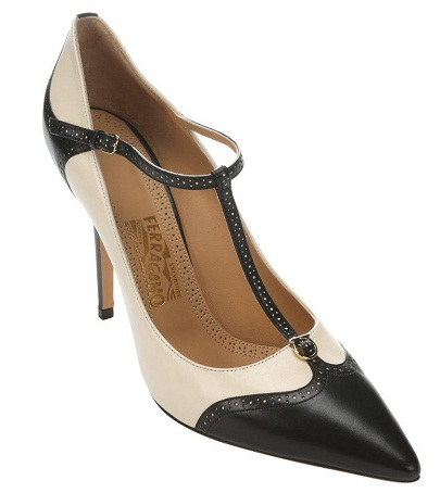 T-straps formal shoes for women 27
