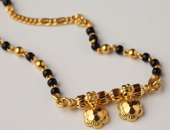 Telugu Mangalsutra necklace