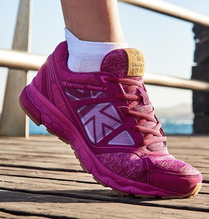 Tempo 4 Jersey Ladies Running Shoes