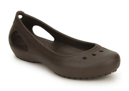 The crocs bellywomen shoes The rainy season