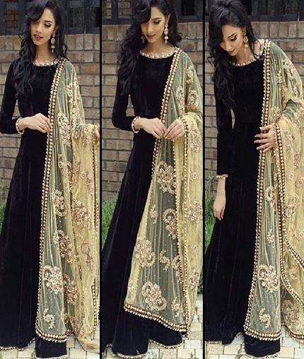The elegant salwar suit