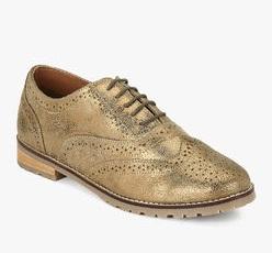 The golden womenshoes