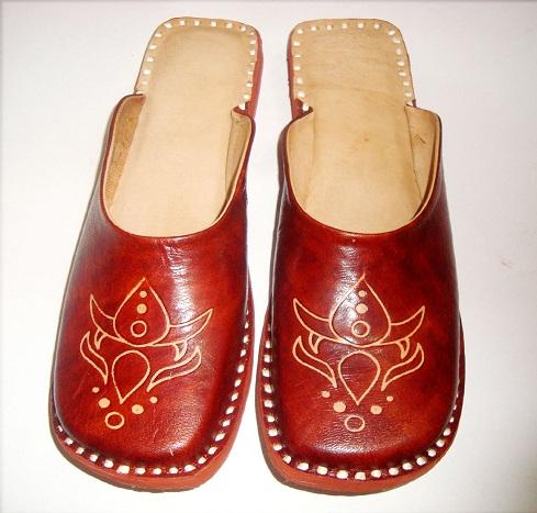The kolhapuri women shoes
