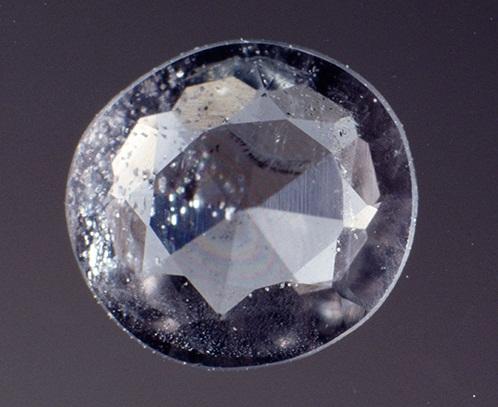 The musgravite gemstone