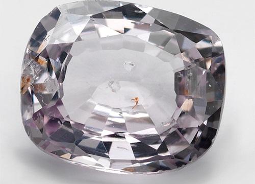 The taaffeite gemstone