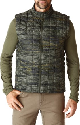 Thermoball Insulation Outdoor Vest for Men