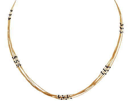 Threaded Maharashtrian Mangalsutra