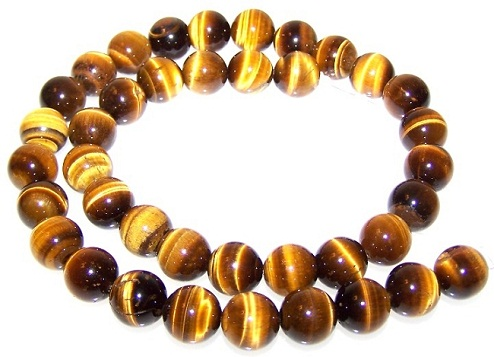 Tiger Eye Gemstone Beads