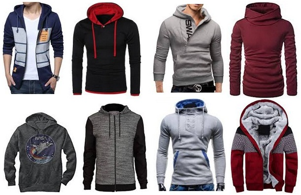 Top 25 Stylish Hoodies for Mens in Trend