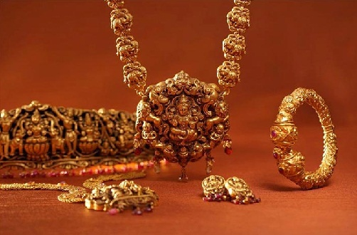 Traditional Artificial Bridal Jewellery Set