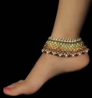 Traditional Leg Anklets for Women