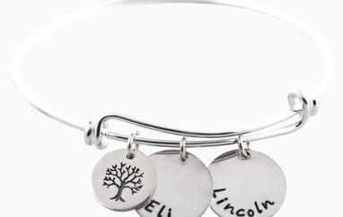 Tree of Life Custom Bracelet