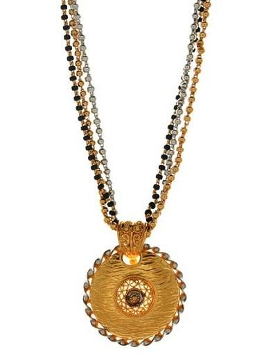 Tripal Chain Tamil Mangalsutra