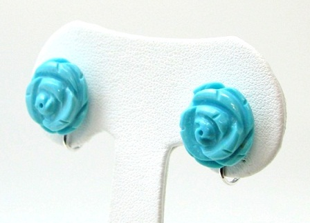 Turquoise Earring for Kids