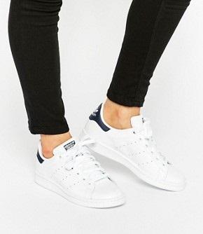 Unisex Adidas white sneakers -24