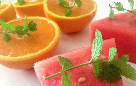 Watermelon smoothie for burning belly fat