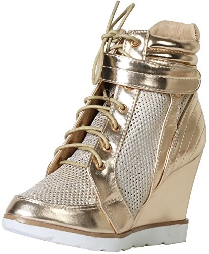 Wedge heels Sneakers for Women -21