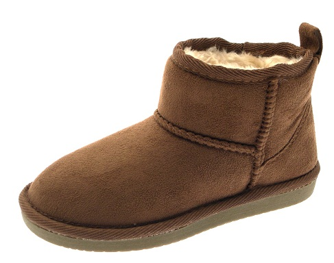 Winter fur shoes for Women
