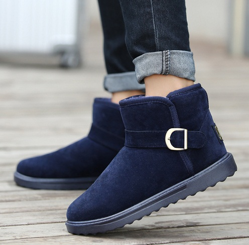 Winter wedges for men
