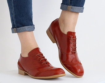 Women´s Casual Oxfords Shoe