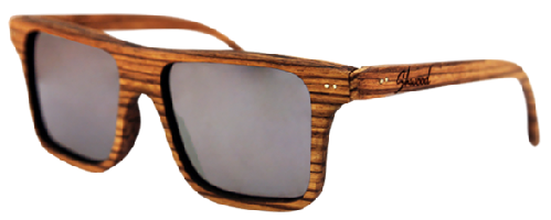 Wood frame Mens Sunglass -5