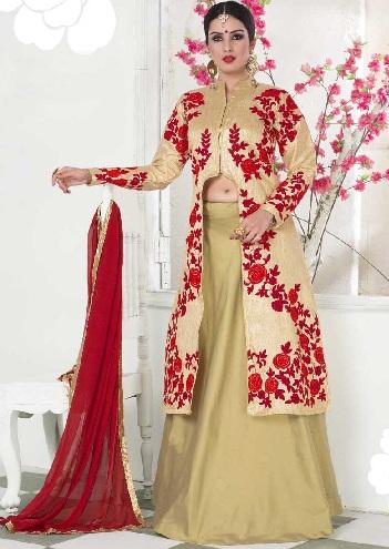 Zari Work Designer Salwar Suit