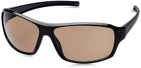 dual coloured square Women's sunglasses -3