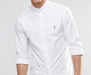 343f7dea1fc Full White Shirt - Shirt N Pants