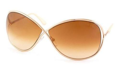 gold Women's sunglass -12