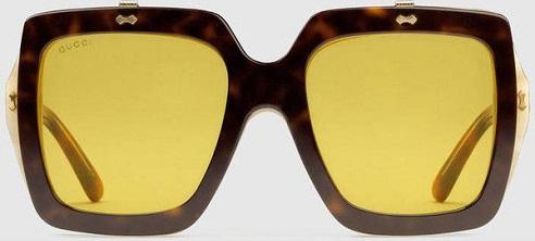 lemon yellow women's sunglass -26
