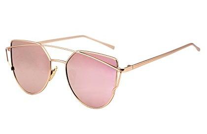 pink specs Women's sunglass -17