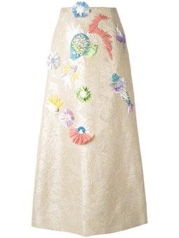 A Line designer skirt