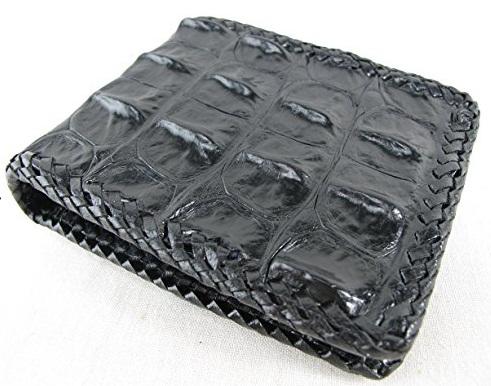 Alligator Backbone Skin Wallet