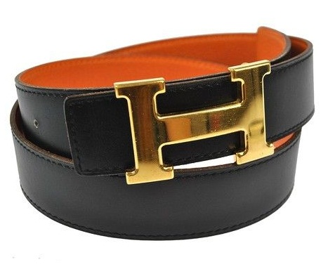 Alphabetical Vintage Formal Belt