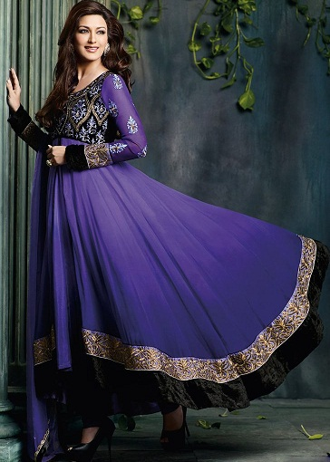 Anarkali Style Designer Churidar6