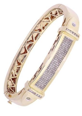 April Birthstone Bracelets for Men