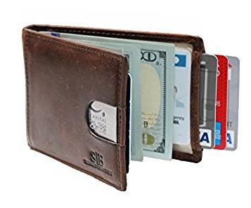 Bifold RFID Wallet