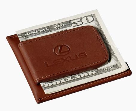 Bill Flap Personalized Wallet
