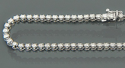 Birthstone Diamond Chain for Men