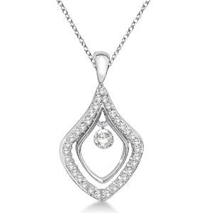 Birthstone Diamond Pendants for Women