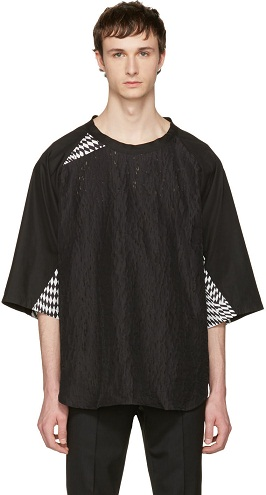 Black Tunic T shirt