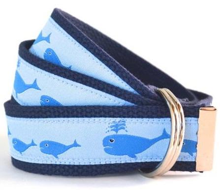 Blue Fishy Belt