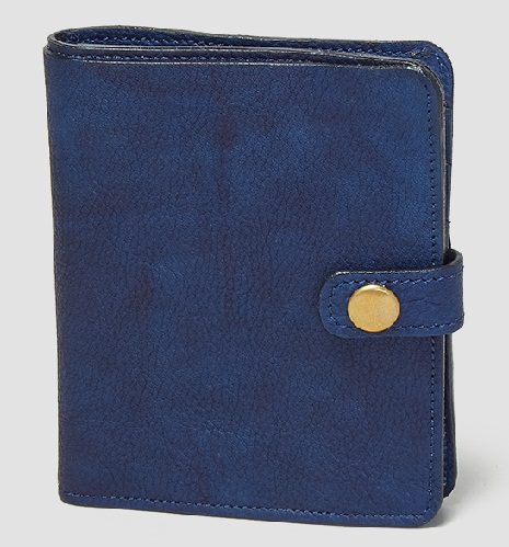 Blue Little Unique Wallet