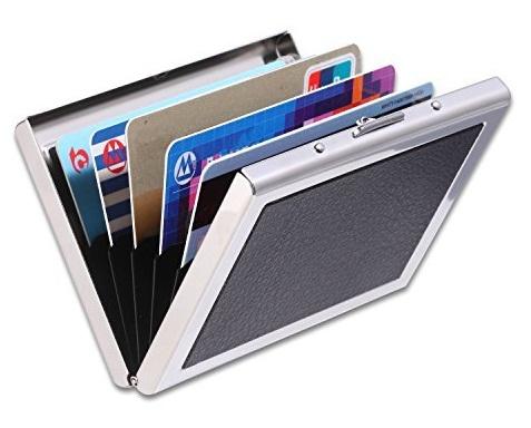 Box Style Steel Wallet